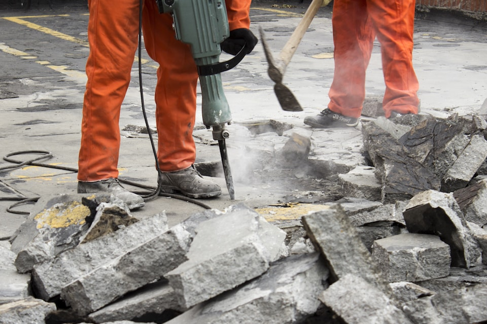 Concrete Demolition Contractors Massachusetts