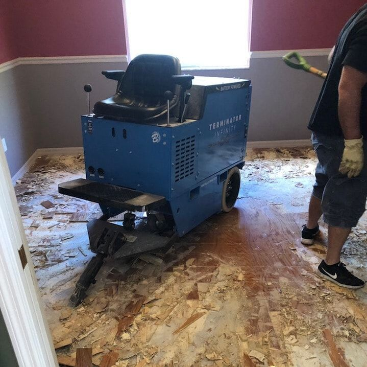 Floors Demolition Contractors Massachusetts